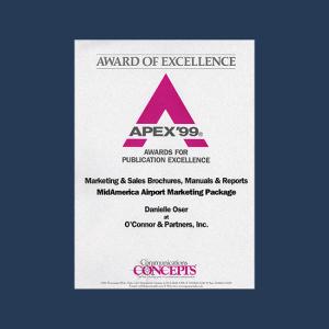 1999 apex excellence midamerica