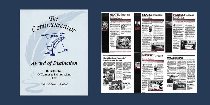 2000 communicator nextel