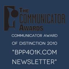 2010 communicator bpp401k newsletter