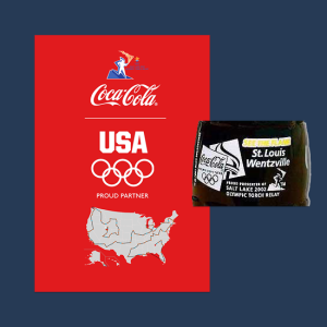events coke torch run