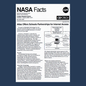 nasa facts atlas