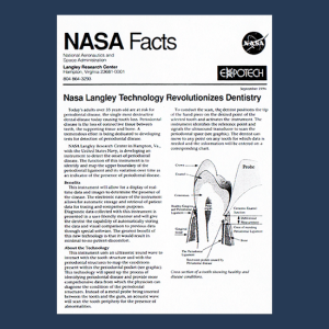 nasa facts dentistry