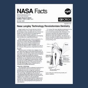 nasa facts dentistry