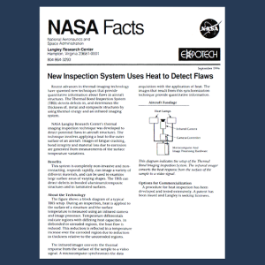 nasa facts inspection system