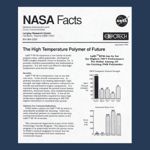 nasa facts polymer